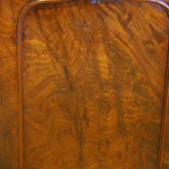 Mahogany panel door on Victorian chiffonier