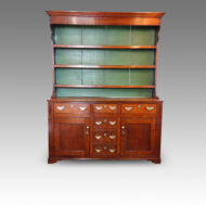 Georgian oak north country dresser