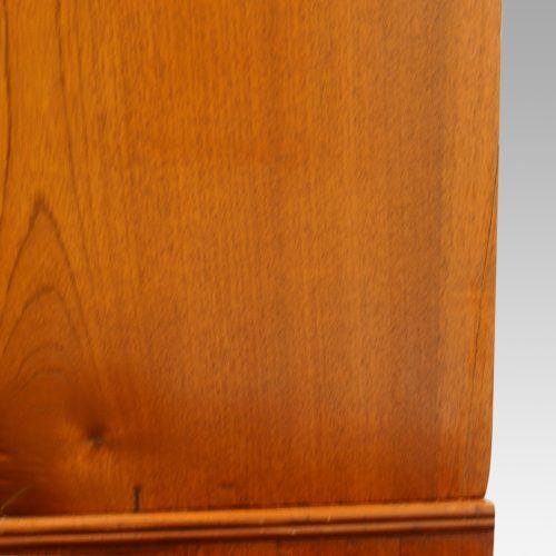Victorian mahogany press wardrobe old repair